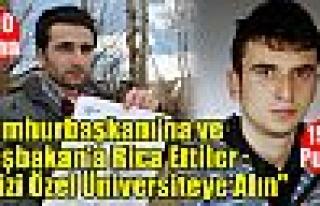 Sedat Toygar ve İsmail Kaya Cumhurbaşkanı ve Başbakan'a...