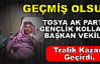 Tosya Ak Parti Gençlik Kolları Başkan Vekili Trafik...