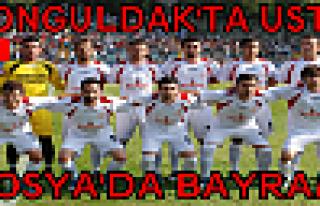 Tosya Belediyespor 1 Zonguldak Kömür Spor 0 Tosya'nın...