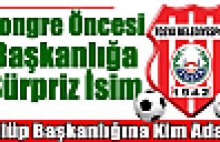 Tosya Belediyespor Kulüp Başkanlığına Sürpriz...