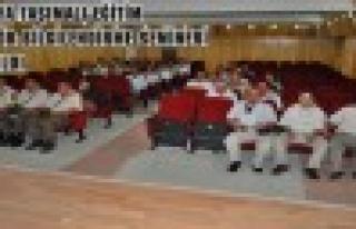 Tosya Taşımalı Eğitim Şoför Bilgilendirme Semineri...