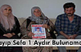 Tosya'da Kayıp Ahmet Sefa Pehlivan 1 Aydır Aranıyor