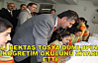 Vali Bektaş Tosya Dumlupınar İlköğretim okulunu...