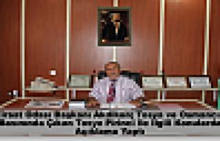 Ziraat Odası Başkanı Akdiken; Tosya ve Osmancık...