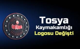 TOSYA KAYMAKAMLIK LOGOSU DEĞİŞTİ