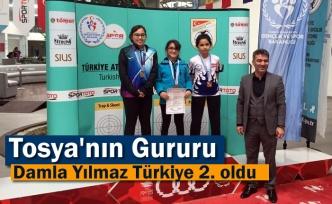 Tosyalı Genç Sporcu Türkiye Kupasında 2.oldu