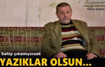 Tosya'da Günün En Acı Haberi ''Yazıklar Olsun ''