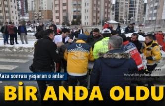 Kastamonu'da Trafik Kazasında Tosyalı Hemşerimiz Hayatını Kaybetti