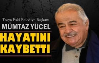 Tosya Eski Belediye Başkanı Mümtaz Yücel Hayatını Kaybetti