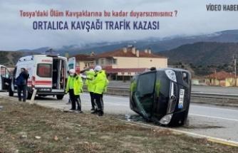 Ortalıca Kavşağı Trafik Kazası