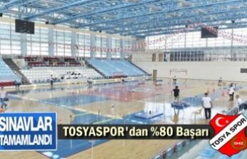 Tosyaspor'dan Önemli Hizmet ve Başarı