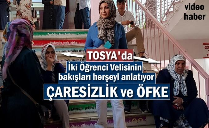 Tosya'da bir Okulda Yaşanan Kura Çelişkisi