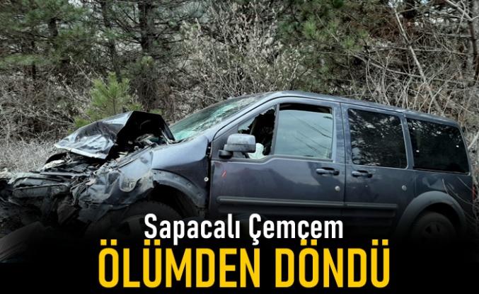 TOSYA-KASTAMONU YOLUNDA FECİ TRAFİK KAZASI