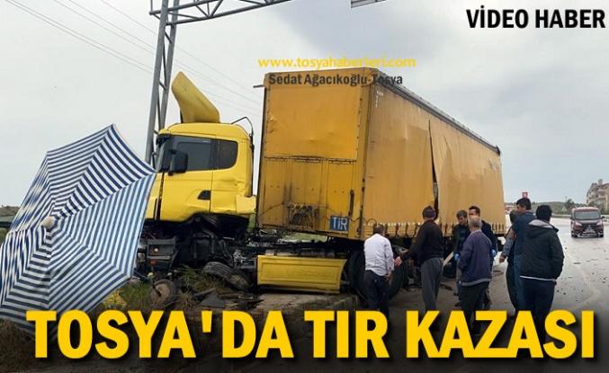 TOSYA D-100 DE TIR KAZASI