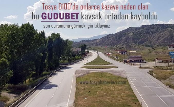 Tosya Organize Sanayi Kavşağında Son Dakika Gelişmesi