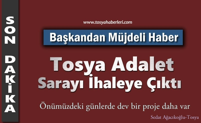 Tosya Belediye Başkanı Volkan Kavaklıgil'den Önemli Açıklama