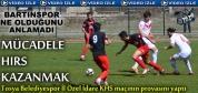 Tosya Belediyespor:2 - Bartın Spor : 1
