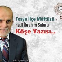 Halil İbrahim Sabırlı